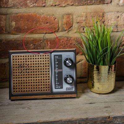 Retro-Radio zum Selberbauen