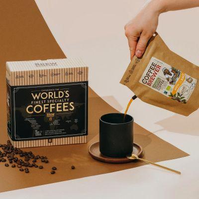 Abschiedsgeschenk Kaffee Geschenkbox