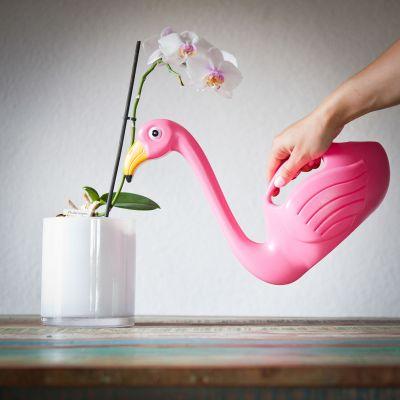 Flamingo Giesskanne