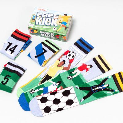 Free Kick Fußball-Socken