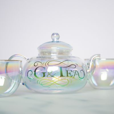 G & Tea Cocktail-Set