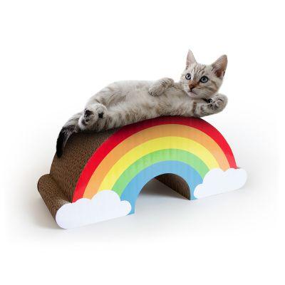 Kratz-Regenbogen für Katzen