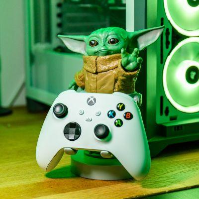 Star Wars Baby Yoda Smartphone- und Controller-Halter