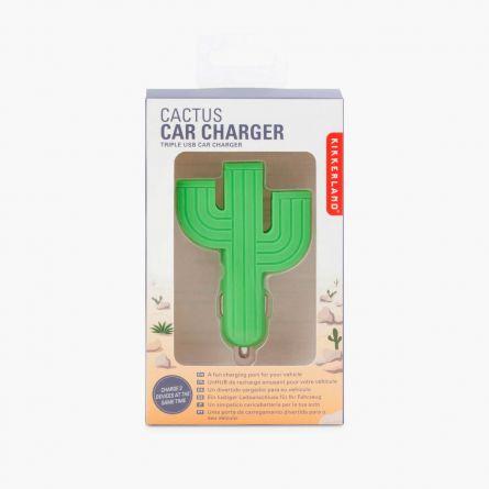 Kaktus-Ladegerät fürs Auto
