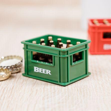 Flaschenöffner Mini-Bierkiste