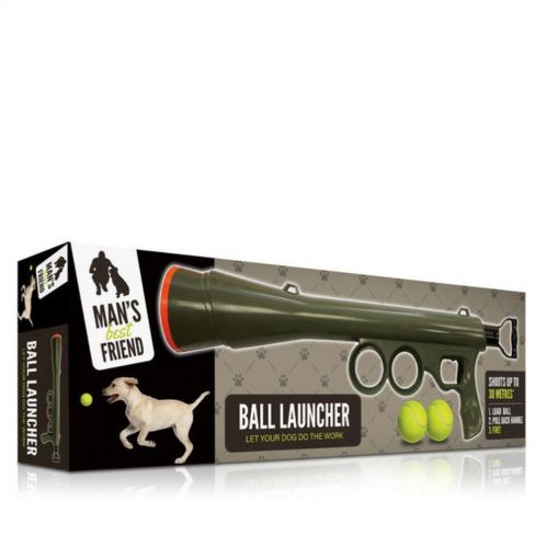Ballwerfer für den Hund