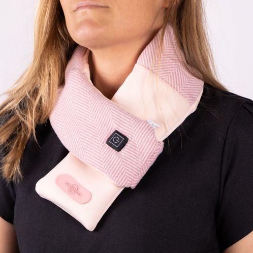 Schal mit Heizung
