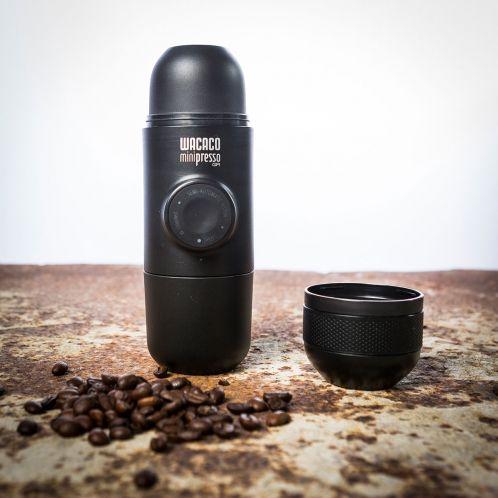 Minipresso - Kompakteste Espressomaschine der Welt