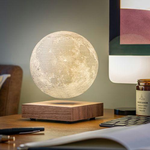 Schwebende Mond Lampe