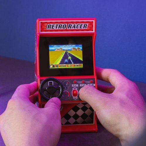 Retro Racing Machine