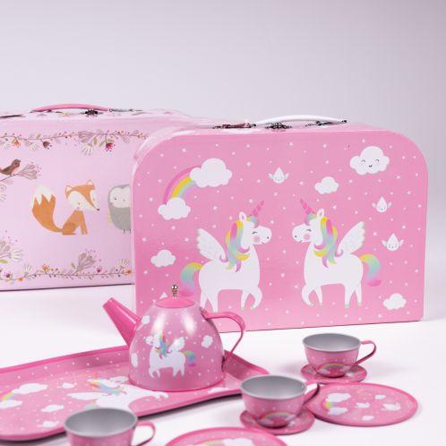 Besonders herzige Tee-Sets für Kinder