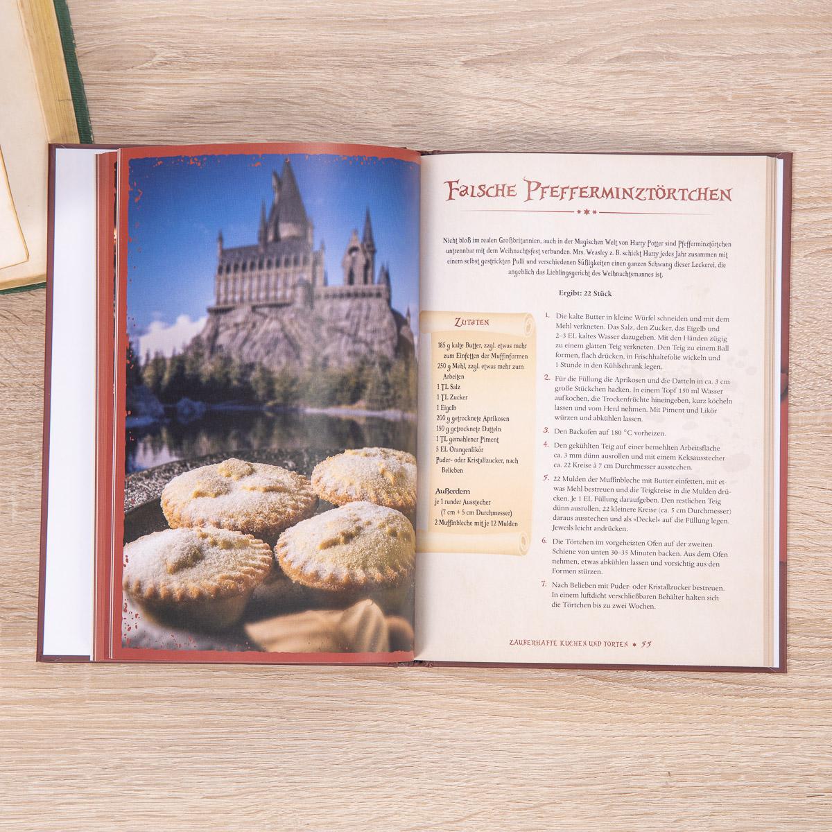 Das inoffizielle Harry Potter Backbuch