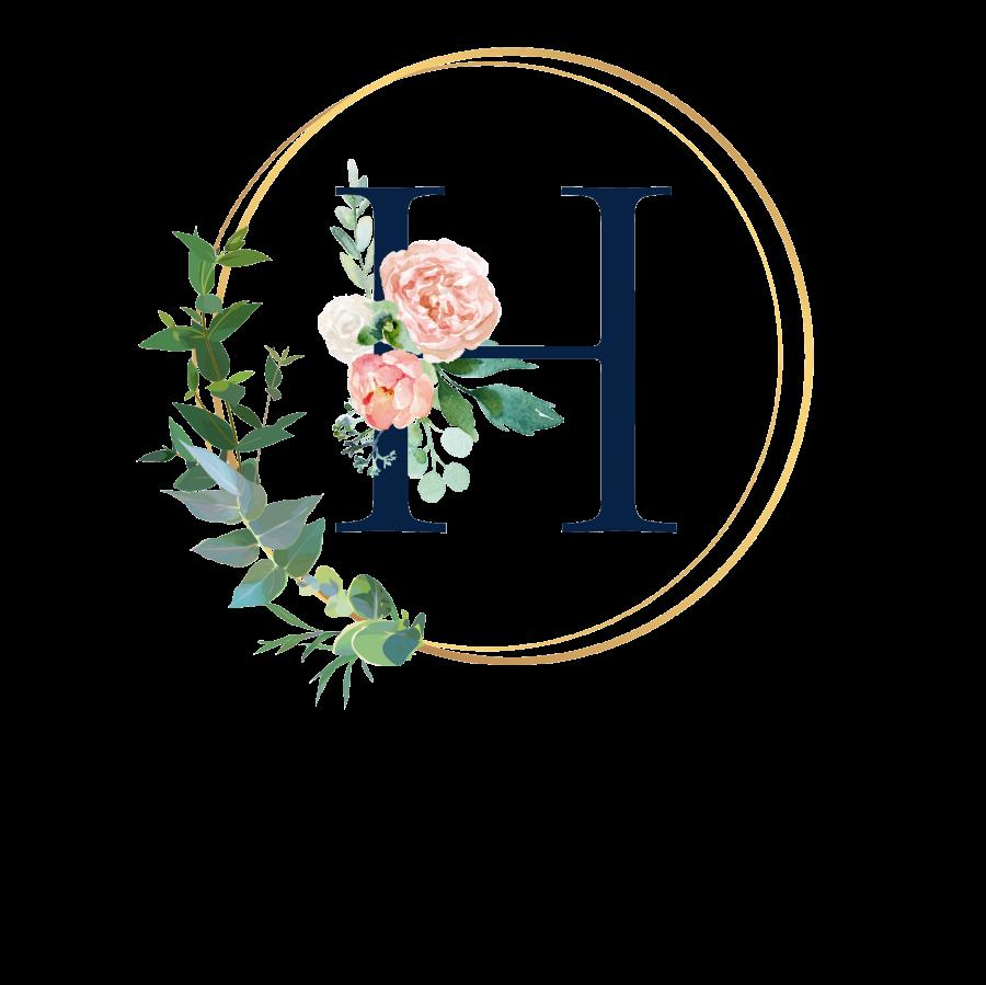 Pralinenbox mit Monogramm - H