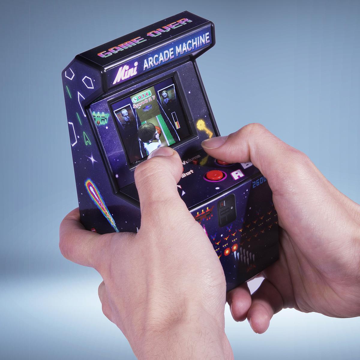 Image of 240 in 1 Mini Arcade-Maschine