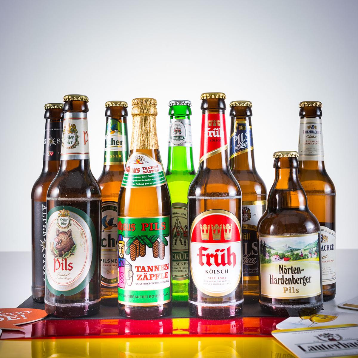 Image of Bier Deutschlandreise Geschenkbox