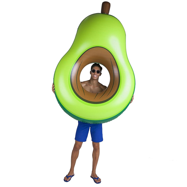 Image of Aufblasbare Riesen-Avocado