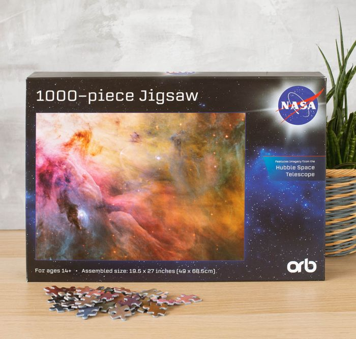 Galaxien Puzzles