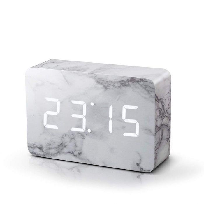 Brick Click Clock