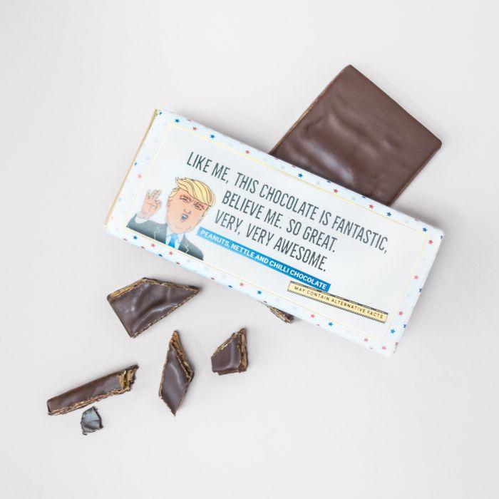 Trump Schokolade
