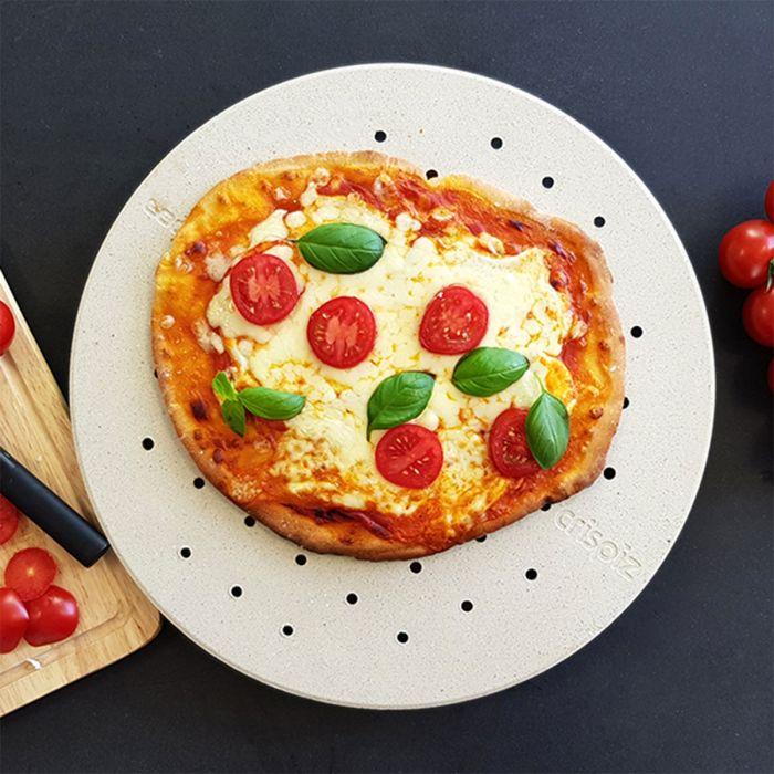 Crispiz Pizza-Stein