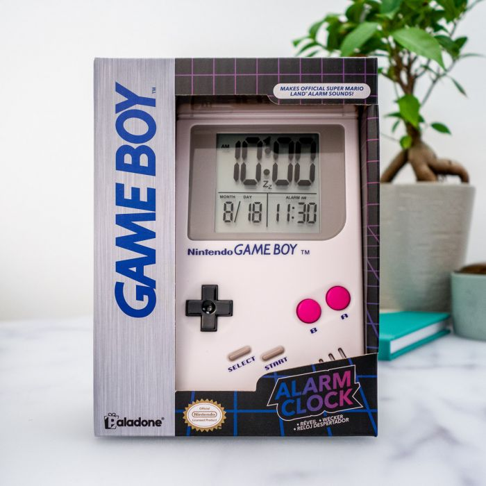 Game Boy Wecker