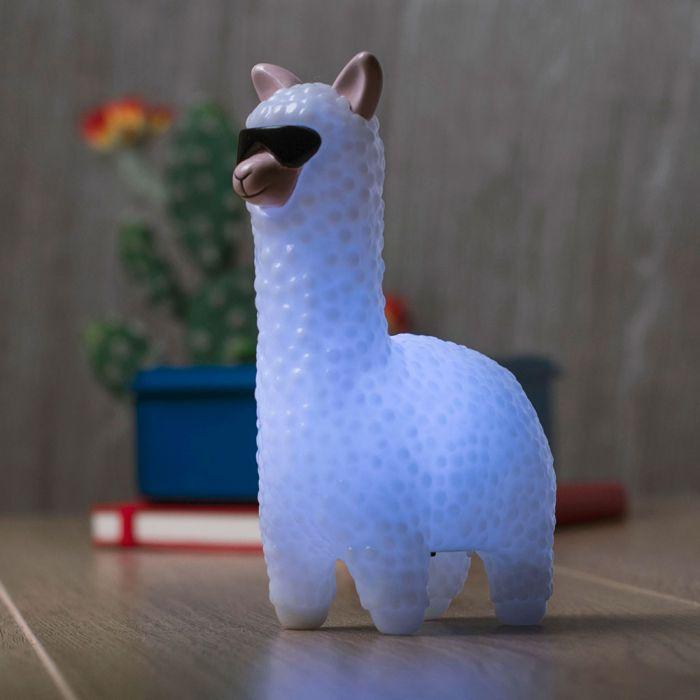 LED Stimmungsleuchte Lama