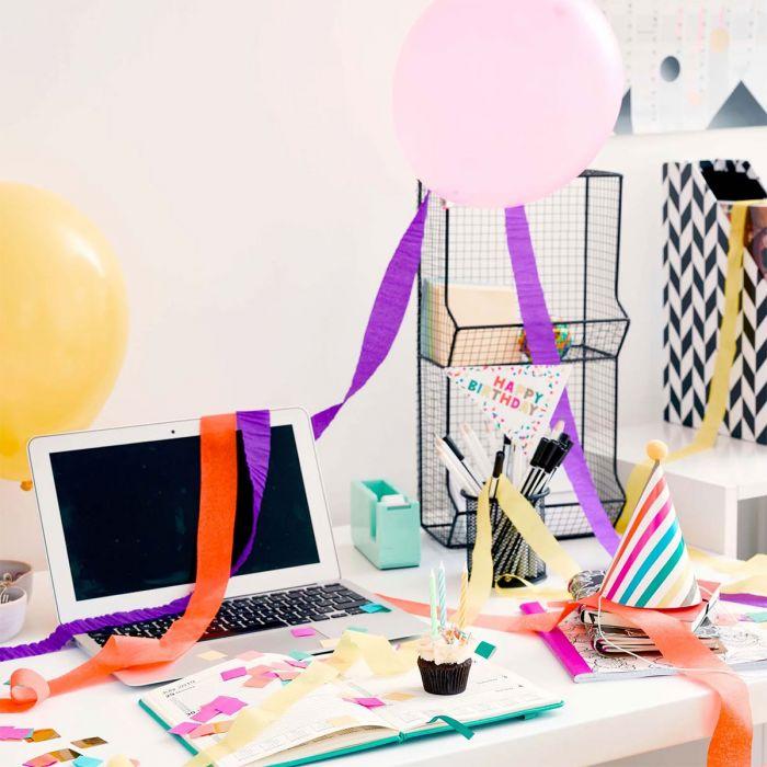 Geburtstagsparty Box fürs Büro