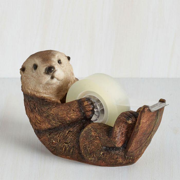 Otto Otter Klebeband-Halter