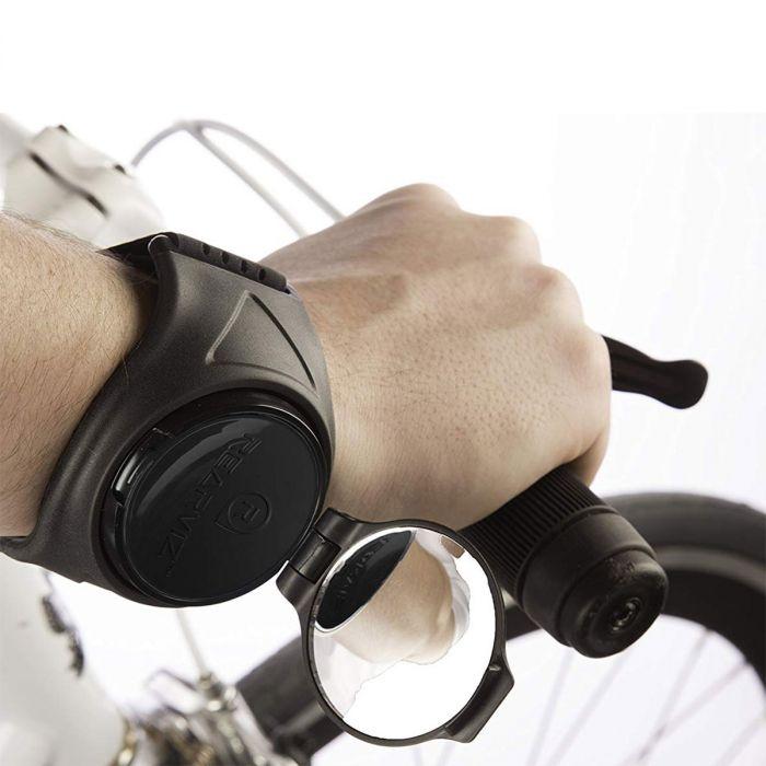RearViz - Tragbarer Fahrrad-Rückspiegel
