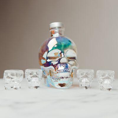 Crystal Head Aurora Wodka Geschenk-Set