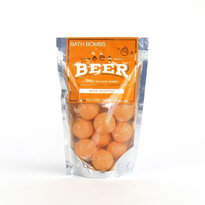 Bier Badebomben