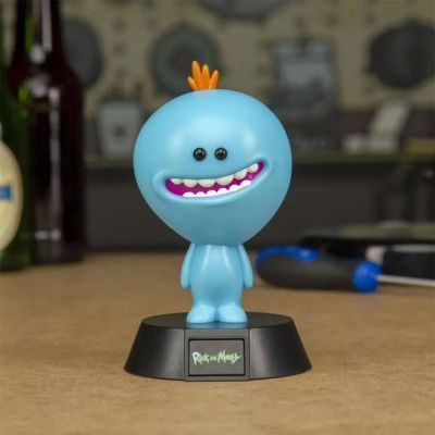 Rick & Morty Mr. Meeseeks Leuchte