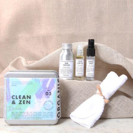 Clean & Zen Reinigungssets