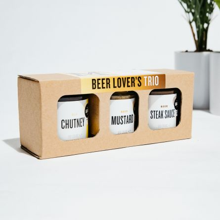 Beer Lover's Trio