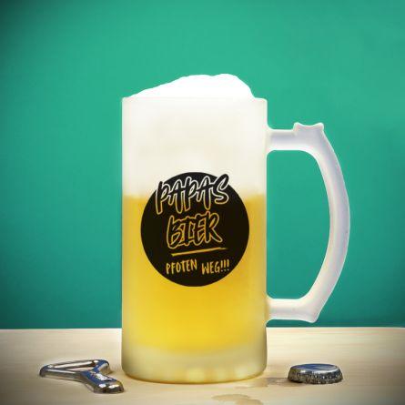 Bierkrug Papas Bier