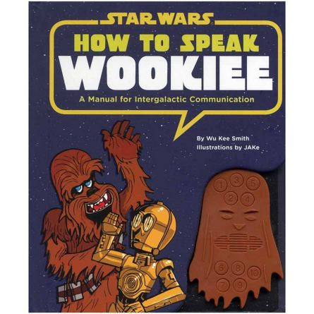 How to speak Wookiee - Lernbuch