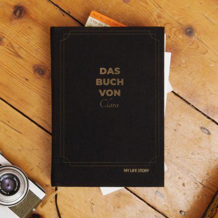 My Life Story Tagebuch mit Text
