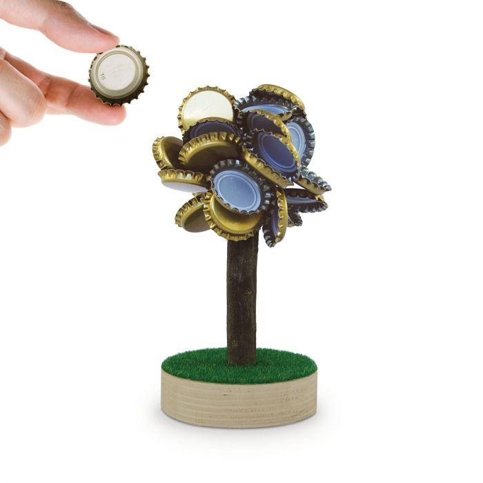 Magnetischer Bierbaum