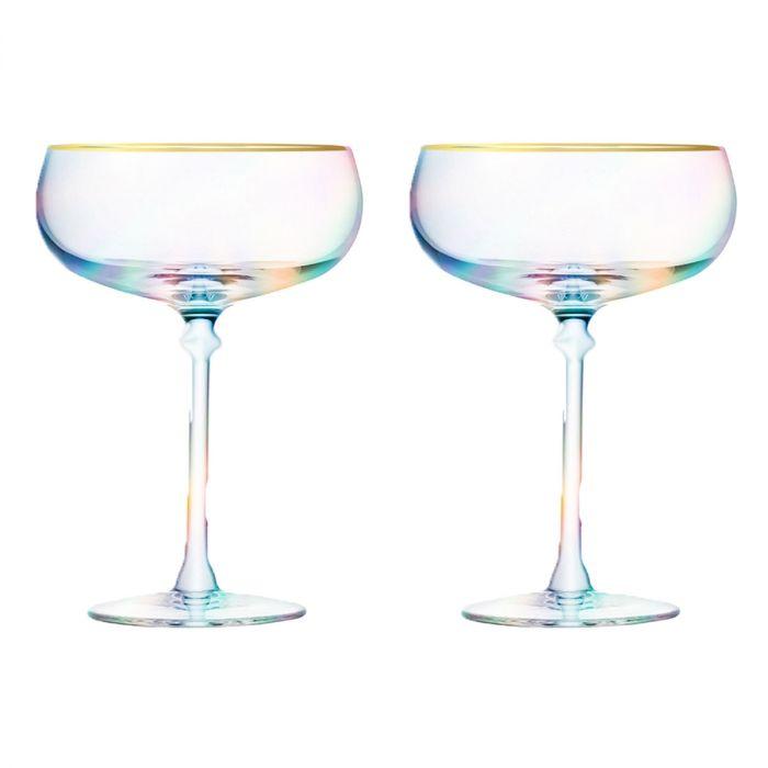 Martini Cocktail-Gläser 2er-Set