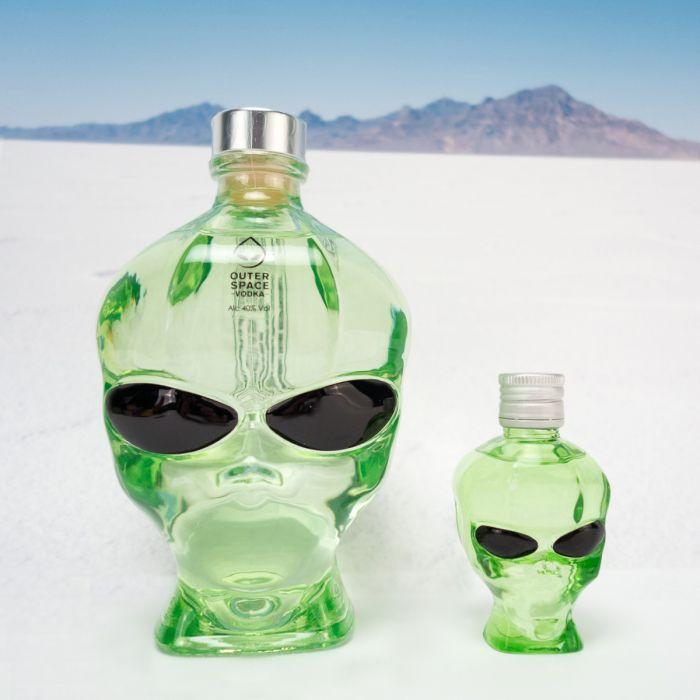 Outerspace Vodka - Ausserirdischer Wodka