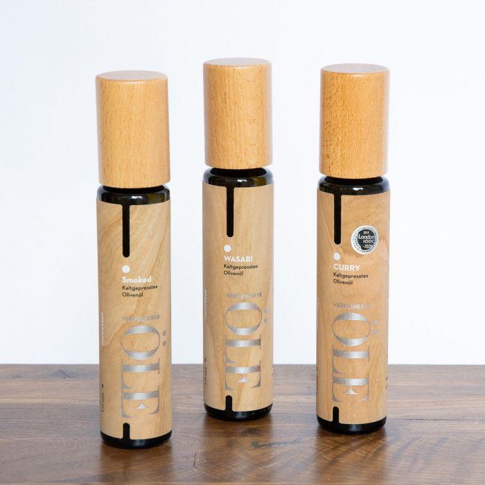 Olivenöl mit dem gewissen Extra