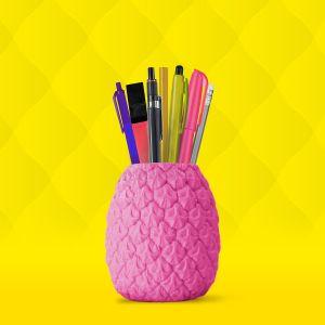 Ananas Stifthalter