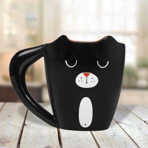Black Cat Tasse