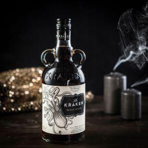 The Kraken Schwarzer Rum
