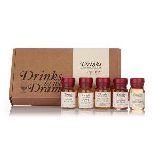 Unübliches Whisky Set (5 Kostproben)