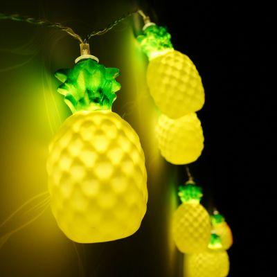 Kleine Geschenke - Ananas Lichterkette