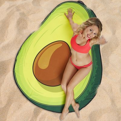 NEUES - Avocado Strandtuch
