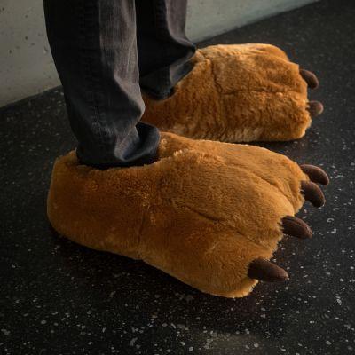 Homewear - Bären Hausschuhe