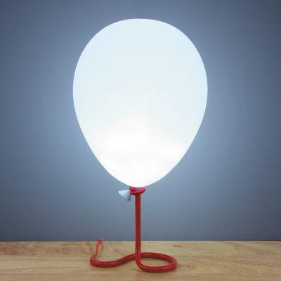 Geburtstagsgeschenk zum 20. - Luftballon Leuchte