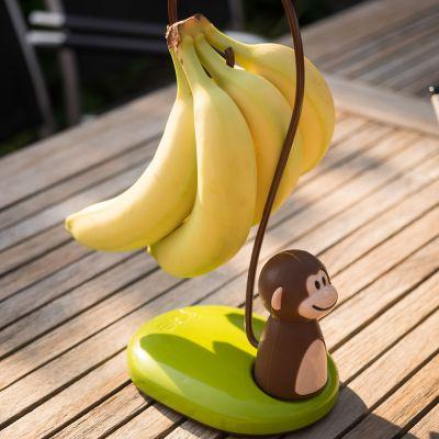 Essen & Trinken - Bananenständer Affe